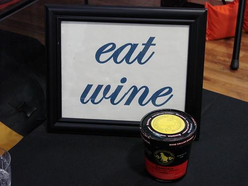 Wine Sorbet