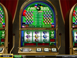 8 Ball Slots slot game online review