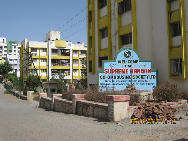Welcome to Supreme Aangan Co-op Housing Society Ltd., Wagholi