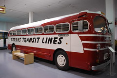 BTL (crown426) Tags: pennsylvania hershey 1945 motorcoach aaca charterbus museumbus aerocoach mobt antiqueautomobileclub museumofbustransportation baranstransitlines p4537