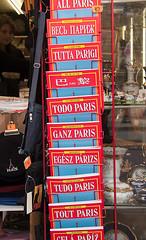 Paris Tour Books