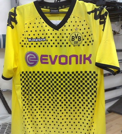 Trikot von Borussia Dortmund (BVB) der Saison 2011/2012