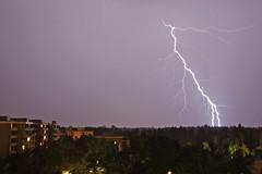 DSC01603 (Mathias Apitz (München)) Tags: wetter weather gewitter wolken blitze sky clouds lightstorm lightnings natur nature haar münchen munich mathias apitz