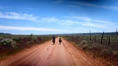 Utah Bicycle Tour Day 5 (Doug Goodenough) Tags: bicycle bike cycle ride gravel dirt pavement utah cliffs route utahcliffsroute adventure cycling southwest 2011 11 may june touring tour doug goodenough douggoodenough jen scott steve will drg53111p drg53111putah drg53111putah5 desert zion park hurricane drg531
