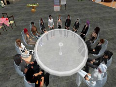 Writers Group - Wed 12pm SLT