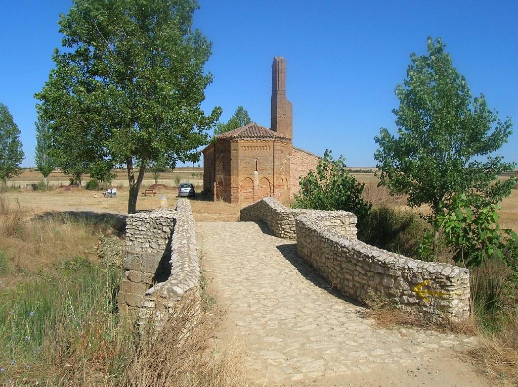 Photo de Castille-Leon n°8. Sahagun. Ermitage de la Vierge du pont
