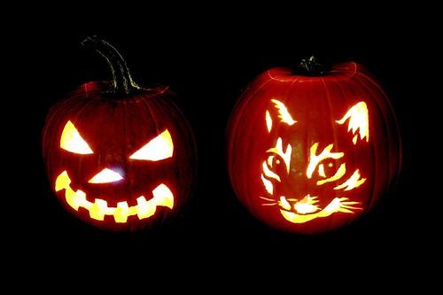 Halloween Pumpkins 2007