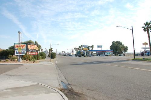 Baker, última ciudad antes del desierto