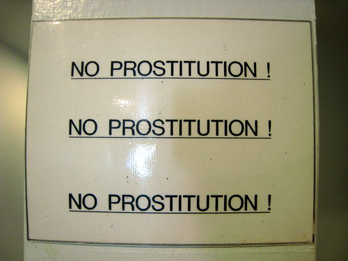 What are the chances we can get a prostitute up in here?