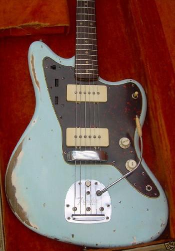 vintageguitarz Fender Jazzmaster