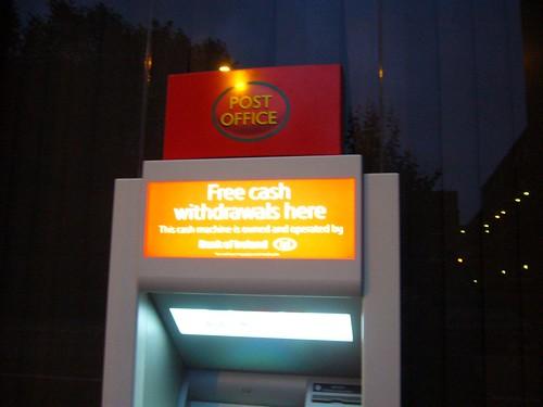 Free cash???