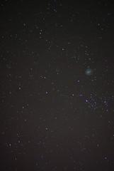 Comet Holmes in Perseus