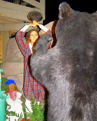 No Bears Allowed (gebodogs) Tags: bear bears jackson memory castiron wyoming tetons colbert opinion permanent stevencolbert oldglory stephencolbert clobber scomp clobberer