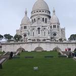Paris: Basilique de Sacre Coeur de Montmartre