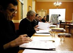 Session d'hiver pour le conseil municipal de Nogaro