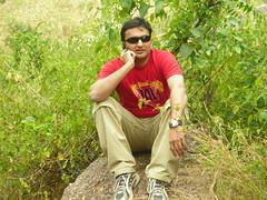 Amit Tandon (aanjhan) Tags: trekking bangalore rappelling rbin ramnagar chimneyclimbing