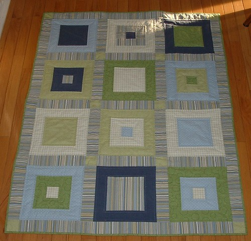 Sew Inspired: Quilt-Along, Step 1