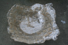 """glass waffle bowl • <a style=""""font-size:0.8em;"""" href=""""http://www.flickr.com/photos/45675389@N00/2146576373/"""" target=""""_blank"""">View on Flickr</a>"""