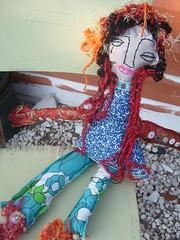 scrap dolls