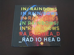 In Rainbows Discbox