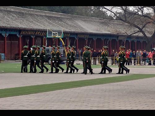 北京 Beijing - The Tienanmen gate