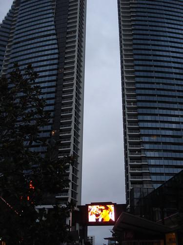 pantalla gigante