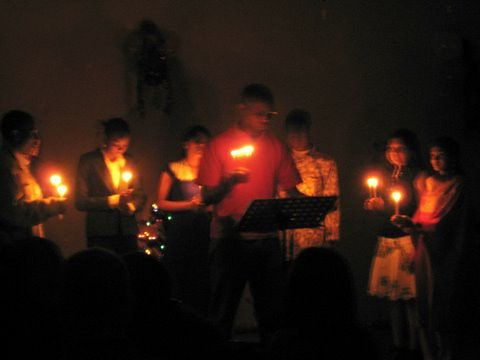 Fellowship Christmas Program
