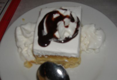 Yucatan Grill - Tres Leches Cake