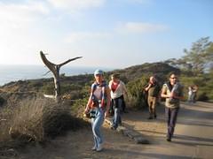 torrey pines walk (joonspoon) Tags: pines torrey 123007