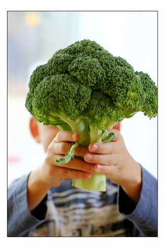 """that broccoli is as big as your head!"""