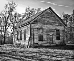 Old School House (evanleavitt) Tags: decayed abigfave proudlychopped