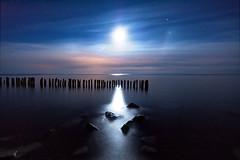 IMGP8427. (Bob West) Tags: longexposure nightphotography moon ontario lakeerie greatlakes moonlight nightshots sigma1020mm southwestontario bobwest oldretainingwall