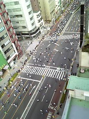 TOKYO MARATHON 2008_2