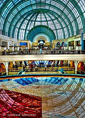 E-3 mall of emarets     (Waleed Almotar) Tags: travel color mall ed dubai olympus e3 zuiko waleed         1442    almotar emarets