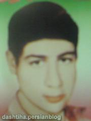 شهید محمد اسماعیل رستمی