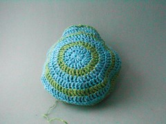 #418 Crochet Market Bag
