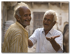 The pursuit of happyness. (Aditya Rao.) Tags: street pilani