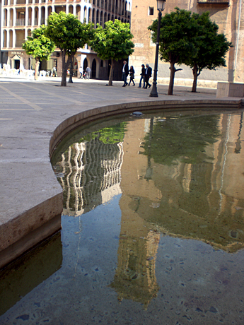 Valencia-spain-fountain
