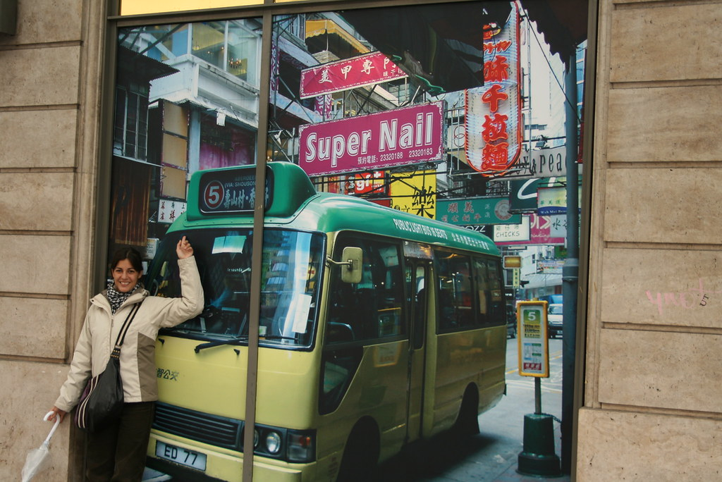 con bus de hong kong