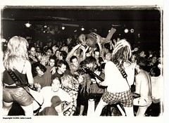 L7 (John Leach Photo) Tags: seattle music punk skateboarding grunge subpop aliceinchains nikonn90s l7 poisonidea gruntruck nikonsb25 theofframp johnleachphotography