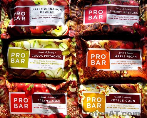 New ProBar flavors
