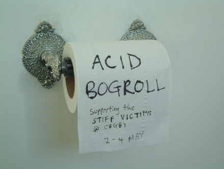 Acid Bogroll flyer