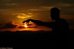"""""""Cada um na sua funo..."""" (Moikanno Lost*) Tags: sunset pordosol sun sol natu"""
