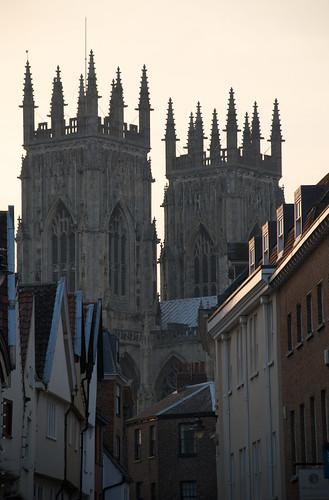 El medievo inglés de York