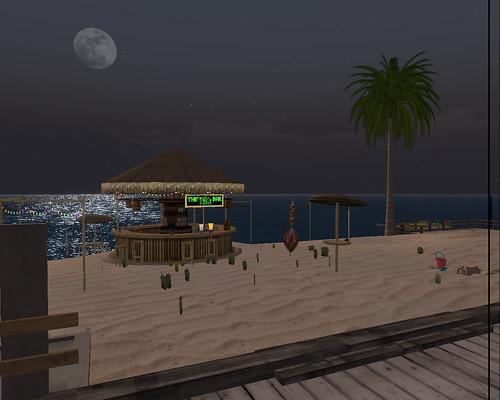 artilleri beach