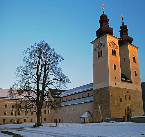 Gurk church
