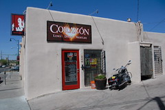 Corazon Exterior (The Real Santa Fe) Tags: corazon santafebar santafenightlife