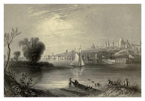 018-Vista de Albany 1840