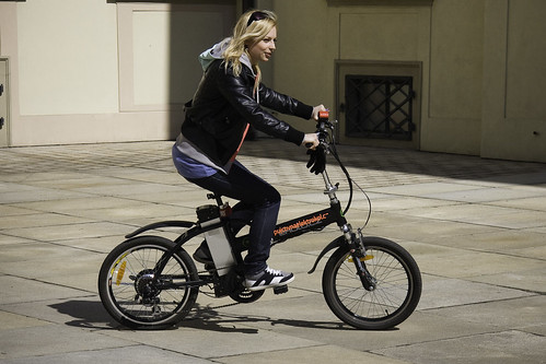 Brno Cycle Chic Test Drive