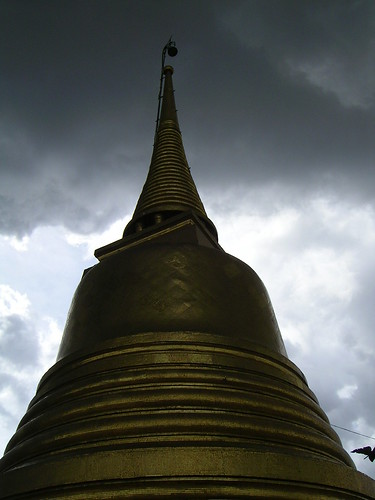 Golden Mount stupa, Bangkok
